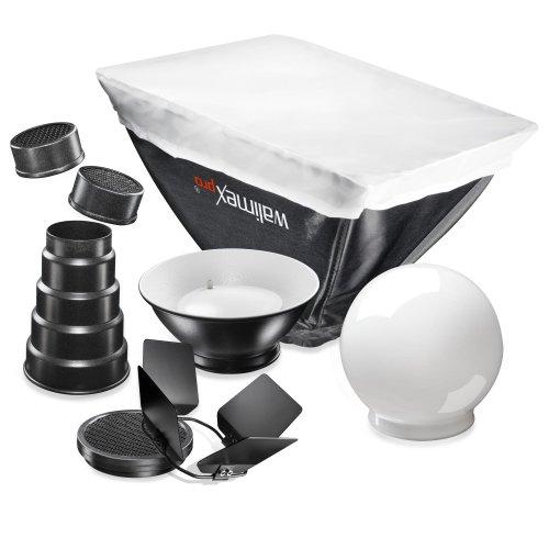 Walimex 15908 kit per macchina fotografica