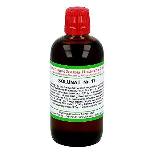 Laboratorium Soluna Solunat Nr. 17, 100 ml Lösung