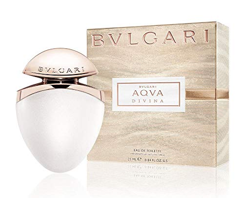 Bvlgari Aqva Divina Eau De Toilette 25ml for Women