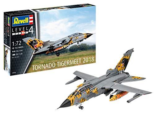 Revell 03880 1:72 Tornado ECR 'Tigermeet 2018' Plastic Model Kit