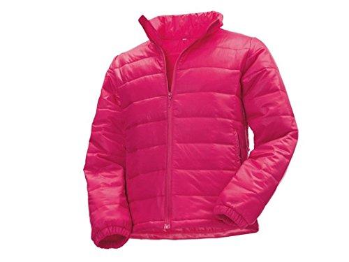 Mädchen Thermo Lightjacke Pepperts! Übergangsjacke Jacke pink 134