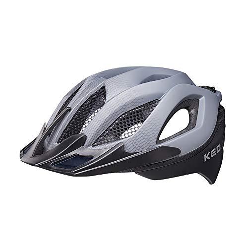 KED Spiri Two Helm Grey/Black Matte Kopfumfang M | 52-58cm 2021 Fahrradhelm