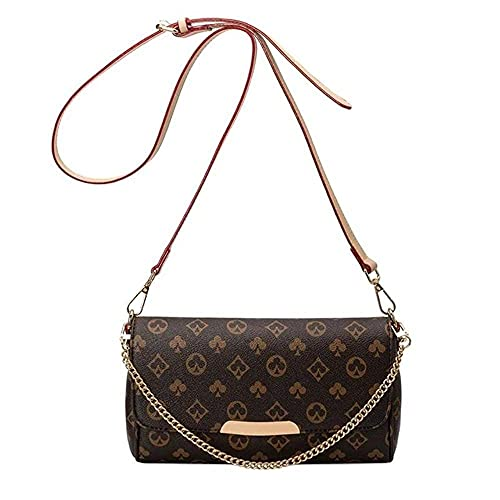 Aiovemc Damen Handtasche PU Leder Handtasche Reißverschluss Kette Umhängetasche Kleine Hobo Bag