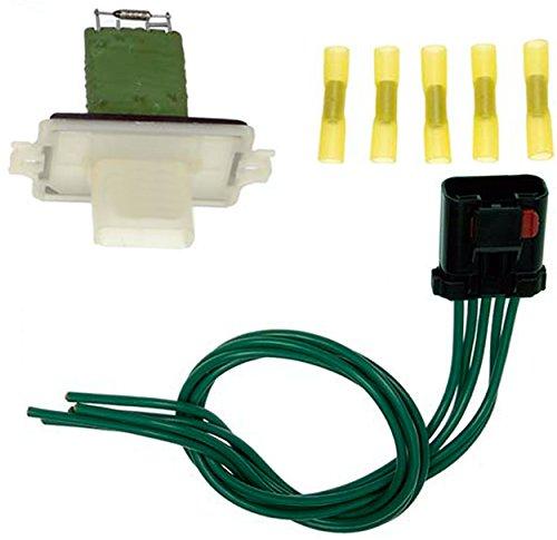 03 durango blower motor resistor - 2