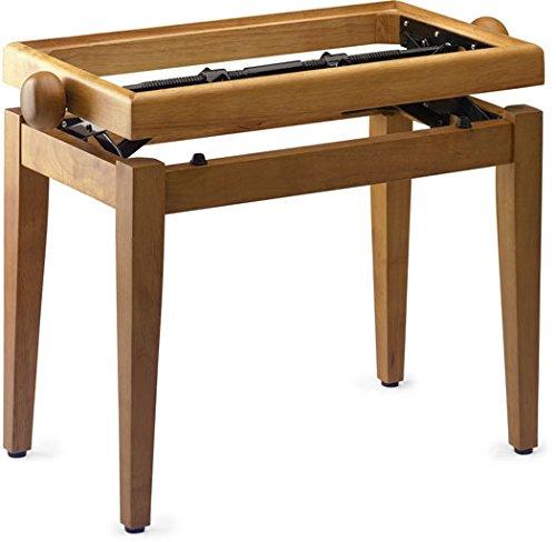 Stagg 17311 Ahorn Klavierbank Modell PB 45 matt