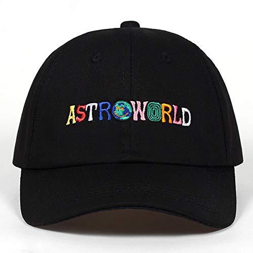 YanLong 100% Algodón ASTROWORLD Gorras de Béisbol Unisex Astroworld Papá Sombrero Gorra...