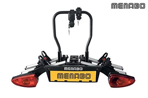 MENABO 000072900000 Porte-Vélo Attelage de Remorque