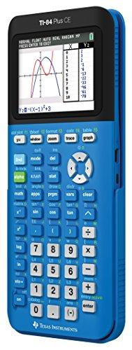 Texas Instruments TI-84 Plus CE Lightning Graphing Calculator Photo #2