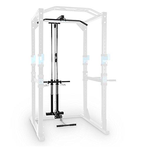 Capital Sports LA Tremendour - Appareil de Traction pour Power Rack Cage Squat