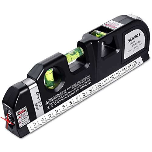 Semlos Multipurpose Laser Level for Picture...