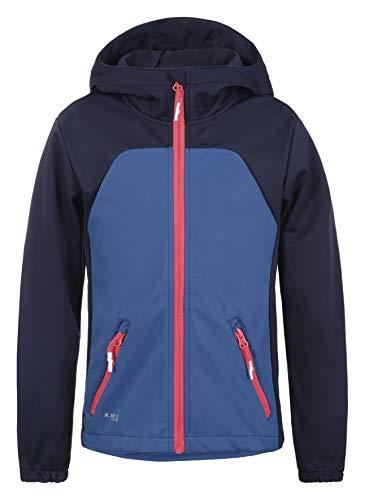 ICEPEAK Softshell-Jacke für mädchen Kimry JR, marinenblau, 176, 751880694I