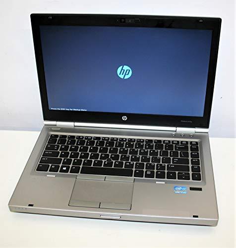 HP EliteBook 8470p - Core i7 3520M / 2.9 GHz - Windows 7 Pro 64-bit - 8 GB RAM - 320 GB HDD - DVD SuperMulti - 14
