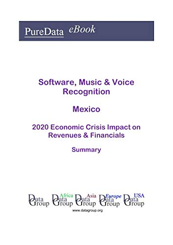 Software, Music & Voice Recognition Mexico Summary: 2020 Economic Crisis Impact on Revenues & Financials (English Edition)