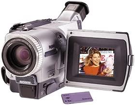 Sony DCR-TRV730 Digital8 Handycam Camcorder with Built-in Digital Still Mode (Discontinued by Manufacturer) (Renewed)