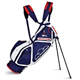 Sun Mountain 2019 3.5 Ls Stand Bag - Navy-White-Red