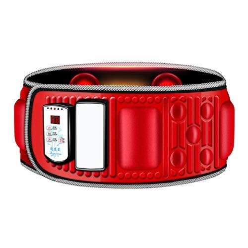 AWIS Bauchmuskeltrainer Elektrisch Gürtel, Bauchweggürtel Bauchgürtel, Schwitzen und Abnehmen, für Shaping Frauen & Männer