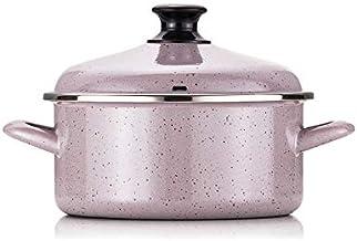 German Made Porcelain Enamel Sauce pot / 3-Quart by Hamptons Germany