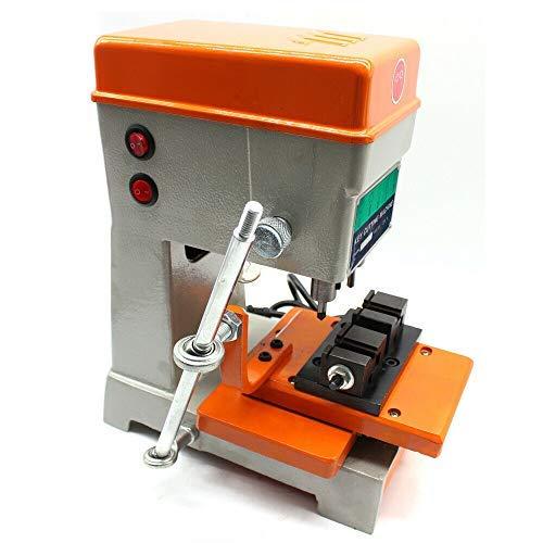 Berkalash Máquina de copia de llave, fresadora universal profesional, herramienta para cerrajero, llave para puerta de casa, taladro 12000 rpm