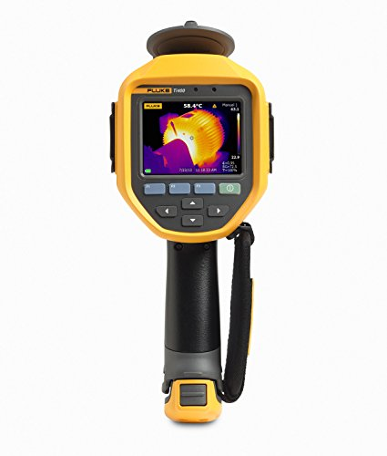 Fluke TI400 60HZ Industrial Thermal Infrared Camera with LaserSharp...