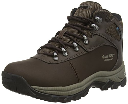 Hi-Tec Hi-tec Altitude Base Camp Waterproof, Damen Trekking- & Wanderschuhe, Braun (dark Chocolate 041), 37 EU