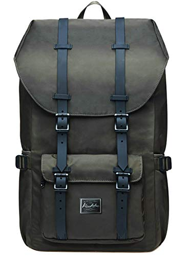 "Travel Laptop Backpack, Outdoor Rucksack, School backpack Fits 15.6""(5-3NAG)"