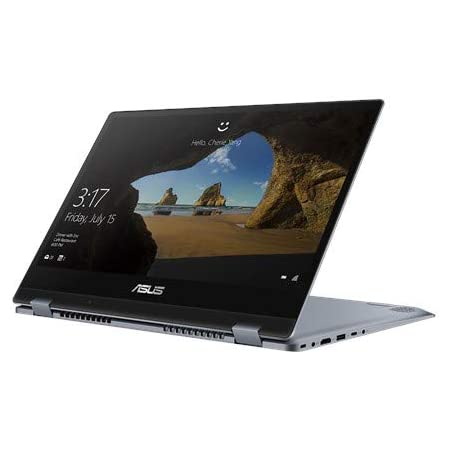 Buy Asus Vivobook Flip 14 Tp410ua Db51t Includes Asus Pen 14 0 With Fingerprint Reader 2 In 1 Fhd Touchscreen Laptop Intel Core I5 7200u 2 5ghz Processor 6gb Ddr4 Ram 1tb Hdd Windows 10 Home Online At