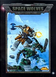 Warhammer 40, 000: Space Wolves (Warhammer 40, 000 Codex)