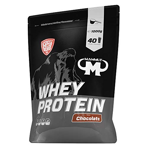 Mammut Nutrition Whey Protein Chocolate, 1000 g