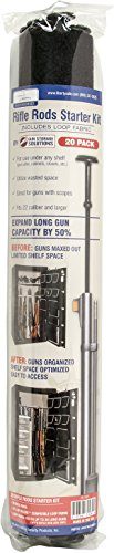 Liberty Safe - Rifle Rod 20 Pack Starter Kit - 16' Long