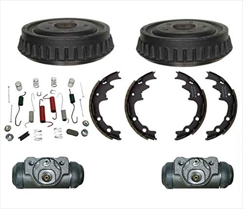Standard Smaller 9 Inch Drums Cyline Shoes Ford Ranger 83-94 Rear Wheel Drive