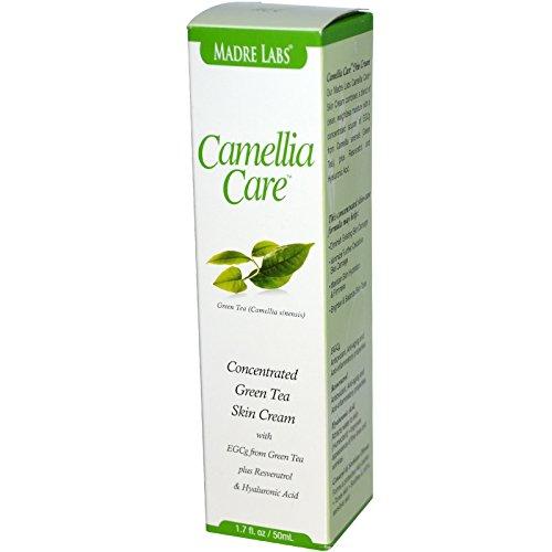 Madre Labs Camellia Care EGCG Green Tea Skin Cream