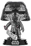 Funko-Pop Star Wars The Rise of Skywalker-KOR Blade (Hematite Chrome) Figura Coleccionable, Multicol...