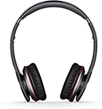 Teconica HGW267 Wired Solo Hd Headphone Deep Bass Sound Compatible with All Smartphone Devices Multicolour
