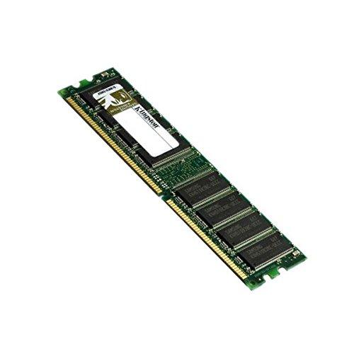 Kingston-Módulo de memoria Ram 256 MB DDR-266 PC2100 kvr266 x 64 C25...