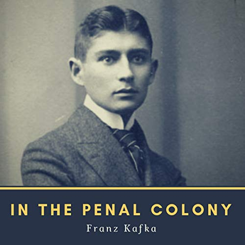 In the Penal Colony audiobook cover art
