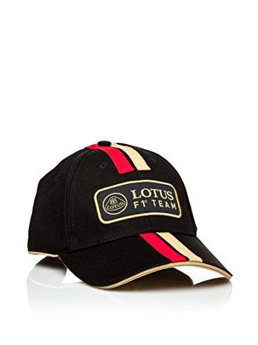 Lotus Gorra F1 Réplica Negro Única