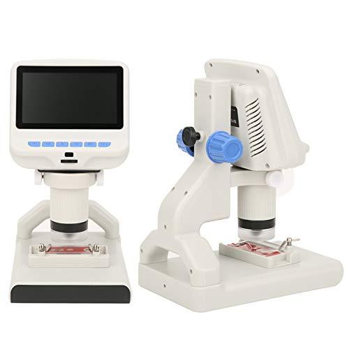 Weikeya Microscopio digital ajustable, CR2030 1.2 ~ 10.5cm 5V DC cámara grabadora de vídeo con plástico