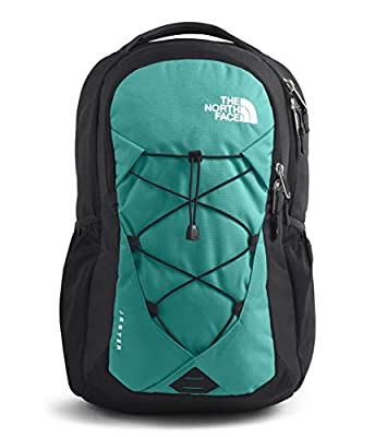 The North Face Women's Jester Backpack, Lagoon/Asphalt Grey, One Size
