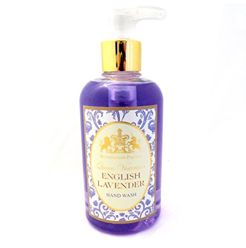 Bronnley The Royal Collection Buckingham Palace Queen Victoria English Lavender main 250 ml (Floral) by Buckingham
