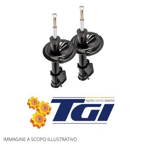 TGI - KIT 2 AMMORTIZZATORI ANTERIORI GOLF V 5 1.9 TDI 2.0 2.3 1.6 1.4 (diam.50 mm)