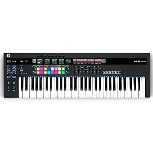 Novation, 61SL MkIII Keyboard-Controller