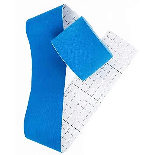 Fita kinesio bandagem elastica adesiva funcional tape fisioterapia esportes atadura flexivel com 5 m