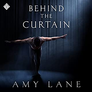 Behind the Curtain audiobook cover art