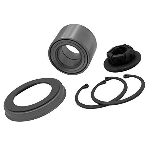 1x Radlagersatz mit magnetischem ABS-Sensorring Hinterachse links oder rechts