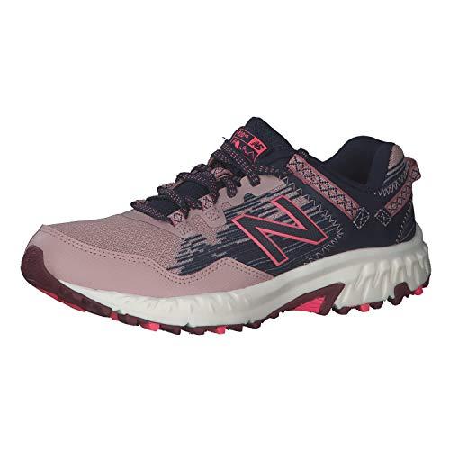 New Balance 410v6 Trail, Zapatillas de Deporte Mujer, Rosa (Saturn Pink), 37...