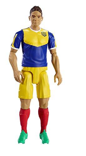 Mattel DYK88F.C. Elite - Figurina Footbal Rodriguez