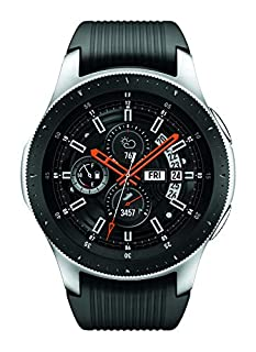 Samsung Galaxy Watch (46mm, GPS, Bluetooth) – Silver/Black (US Version) (B07FTKJCMT) | Amazon price tracker / tracking, Amazon price history charts, Amazon price watches, Amazon price drop alerts