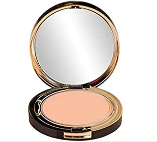 TopFace Velvet Puff Compact Powder 08