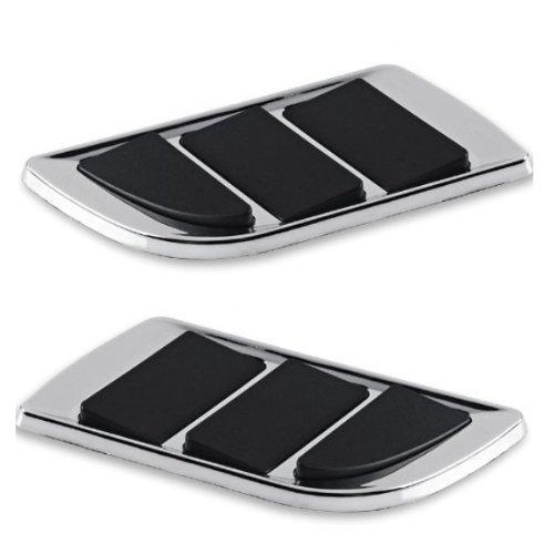 AF053 - Air Flow intake Bonnet Hood Turbo Side Vent Cover Fender Sticker Decor for Car