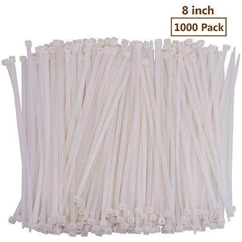 1000 count zip ties - 6